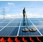 Как обслуживать солнечные батареи