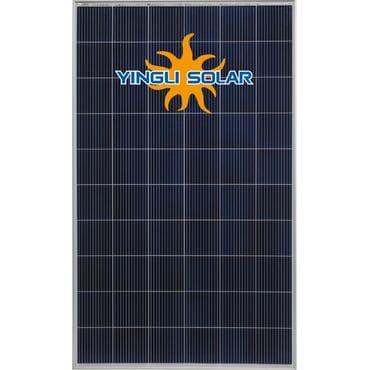 Солнечная панель Yingli YL280P 12BB-29b