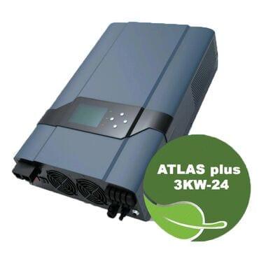 Автономный Инвертор Altek ATLAS plus 3KW-24-VM DUO