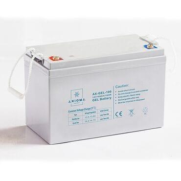 Аккумуляторная батарея Axioma Energy AX-GEL-100
