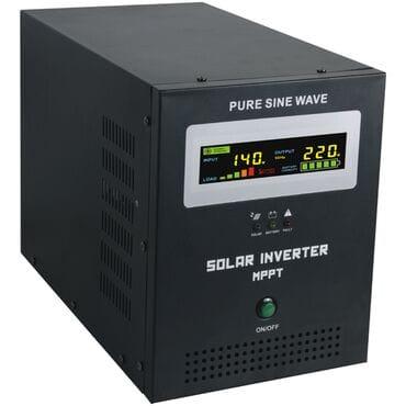 Бесперебойник Axioma Energy IS-1500: 1000Вт, 24/220V, MPPT 40A