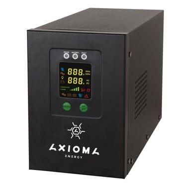 Бесперебойник Axioma Energy IS-800: 500Вт, 12/220V, MPPT 20A