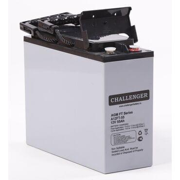 Аккумуляторная батарея Challenger A12 FT-55