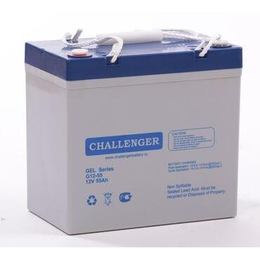 Гелевая аккумуляторная батарея Challenger G12-33