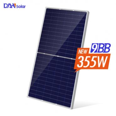 Солнечная панель DAH Solar HCP72X9-355W