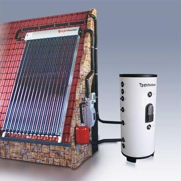 Система нагрева воды Ejai Solar YYJ-S01-40-300D