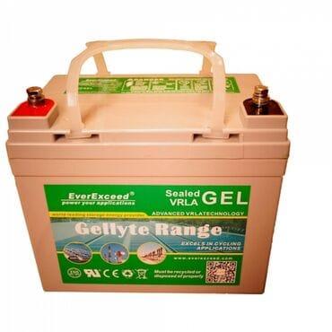 Аккумуляторная батарея EverExceed GL-1255