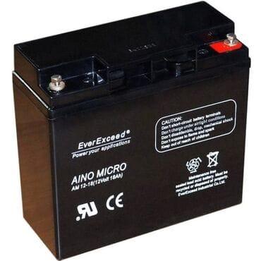 Аккумуляторная батарея EverExceed AM 12-18