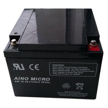 Аккумуляторная батарея EverExceed AM 12-26