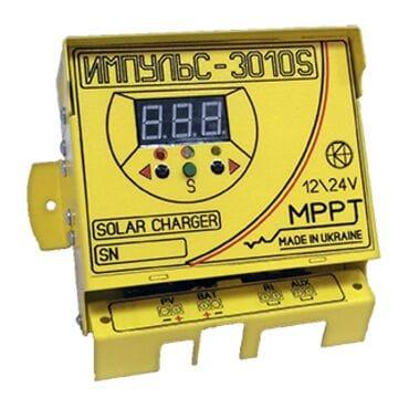 Контроллер заряда ИМПУЛЬС-3010S-24V