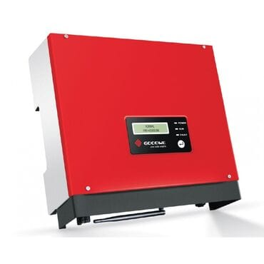 Сетевой инвертор GoodWe GW5000-NS: 5кВт, 220V, MPPT 1x22A, WiFi