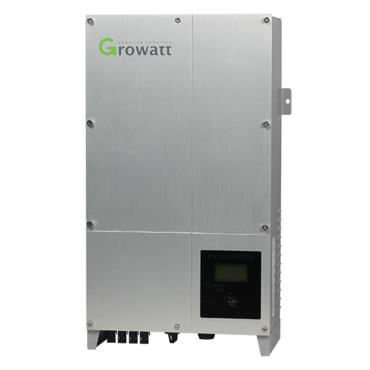 Сетевой трехфазный инвертор Growatt 10000UE