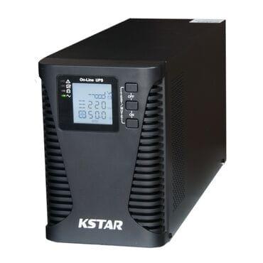 ИБП с внешними аккумуляторами KSTAR UB10L (1000VA)