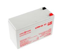 LogicPower LPM-GL 12-7 Ah