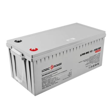 Аккумулятор LogicPower LPM-MG 12-200 Ah