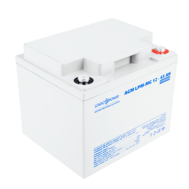 Аккумулятор LogicPower SILVER LP-MG 12-45Ah