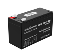 LogicPower LPM 12-7 Ah