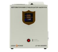 Стабилизатор напряжения LogicPower LP-W-5000RD