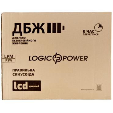 Источник Бесперебойного Питания LogicPower LPM-PSW-2000VA