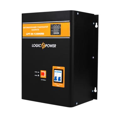 Стабилизатор напряжения LogicPower LPT-12000RD