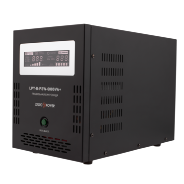 Источник бесперебойного питания LogicPower LPY-B-PSW-6000VA+