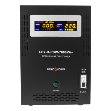 Источник Бесперебойного Питания LogicPower LPY-B-PSW-7000VA+