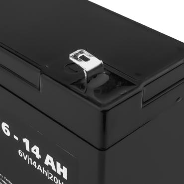 Аккумуляторная батарея LogicPower SILVER LP 6-14Ah