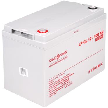 Аккумулятор LogicPower SILVER LP-GL 12-100Ah
