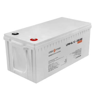 Аккумулятор LogicPower SILVER LP-GL 12-200Ah