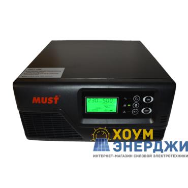 ИБП MUST EP20-600W PRO на 600Вт