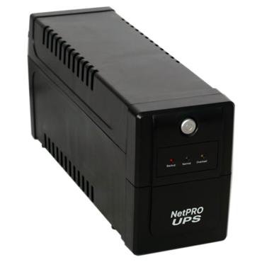 Бесперебойник NetPRO Line 600: 360Вт, 12/220V, 80Вт⋅ч