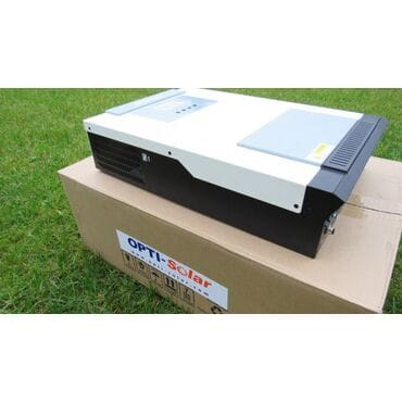 Бесперебойник Opti-Solar SP5000 Initial-P: 4000Вт, 48/220V, PWM