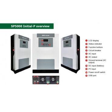 Гибридный инвертор OPTI Solar SP3000 Handy