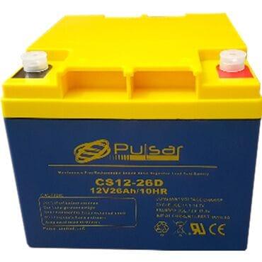 Аккумуляторная батарея Pulsar CS12-26D
