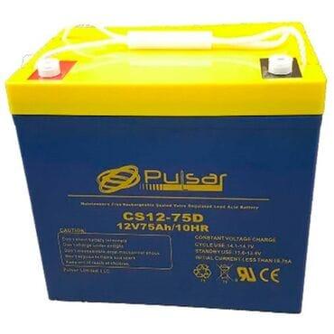 Аккумуляторная батарея Pulsar CS12-33D