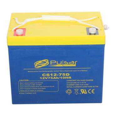 Аккумуляторная батарея Pulsar CS12-75D