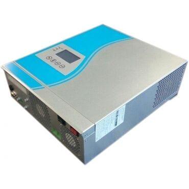 Инвертор Q-Power Spirit 3KVA+SCC: 2400Вт, 24/220V