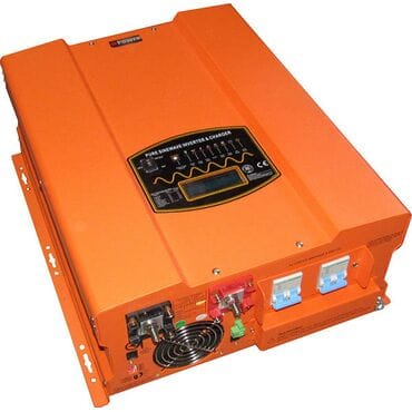 Автономный инвертор Q-Power HPV6048Е-LiFePO4E: 6000Вт, 48/220V