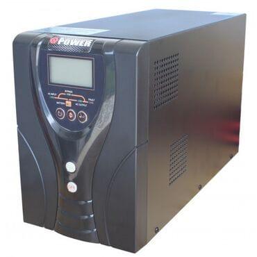 Бесперебойник Q-Power EP20-T600: 600Вт, 12/220V