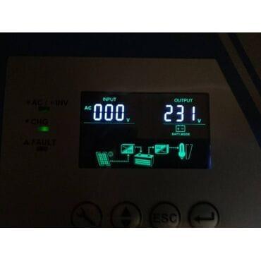 Гибридный Инвертор Q-Power Spirit VP 3kVA+SCC