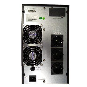 ИБП SolarX SX-NB2000T/01: 1600Вт, 4x12V/9Ah