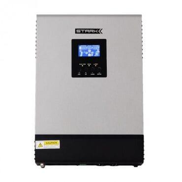 Солнечный инвертор Stark Country 3000INV: 2400Вт, 48/220V, PWM