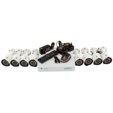 Комплект видеонаблюдения Green Vision GV-K-G03/08 720Р