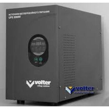 Бесперебойник Volter™ UPS-3000: 1800Вт, 48/220V