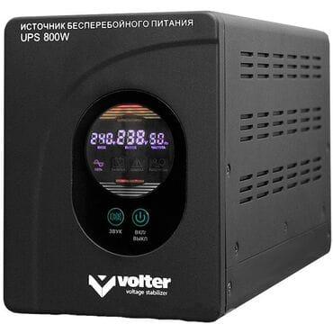 Бесперебойник Volter™ UPS-800: 500Вт, 12/220V