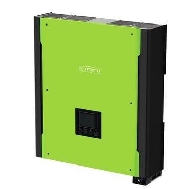 Сетевой инвертор InfiniSolar 3kW Plus с резервной функцией