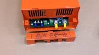 Демонстрация контроллера заряда ИМПУЛЬС-5020S