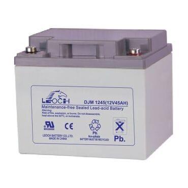 Аккумуляторная батарея LEOCH DJM1245