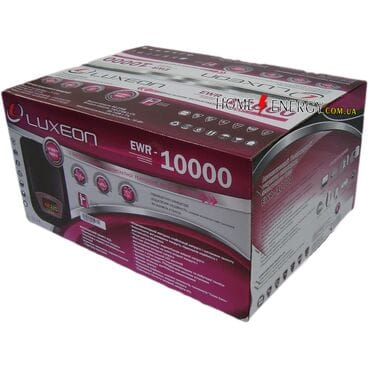 Стабилизатор напряжения LUXEON EWR-10000: 7кВт, 220V
