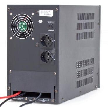 Бесперебойник UPS-3000ZX: 1800Вт, 48/220V